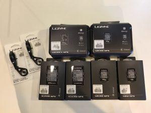 LEZYNE(レザイン)GPSサイクルコンピューター入荷しました!!