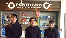 POWER KIDS熊谷店のスタッフ紹介