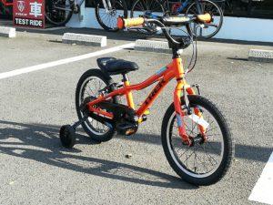 クールな子供用自転車が入荷しました!