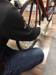 そろそろシーズンイン!?その前にスポーツバイクの「安全点検」いかがですか??