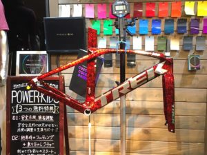 【Project One】大注目カラーのMADONE SLR入荷しました!