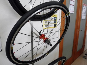 2016model mavic ksylium elite red hub