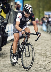 Fabian Cancellara in the 2014 Tour of Flanders