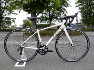おすすめ自転車のご紹介~TREKの女性専用ロードバイク LEXA SL~