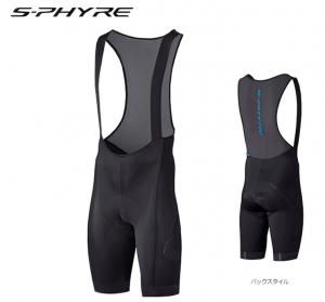 2017 shimano s-phyre bib shorts black