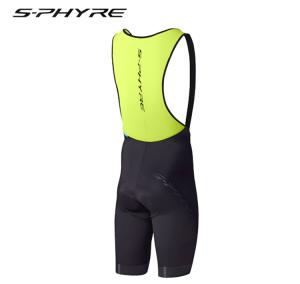 2017 shimano s-phyre bib shorts yellow