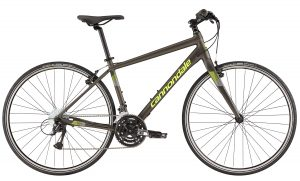 2018 cannondale quick4 anthlasite
