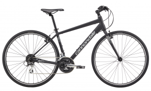 2018 cannondale quick7 grey