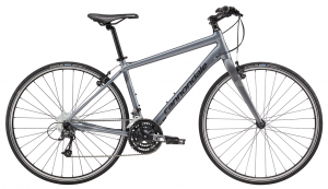 2018 cannondale quick4 grey