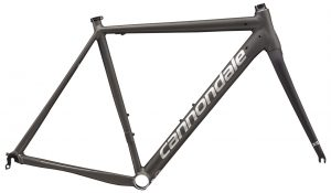 CANNONDALE CAAD12 COLORS ANTHRACITE/CHROME/マット仕上げ