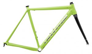 CANNONDALE CAAD12 COLORS BERSERKER GREEN/CHROME/グロス仕上げ