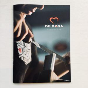 2018年モデル情報 DE ROSAのカタログが届きました!