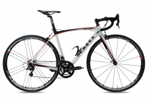 de rosa idol flame set white black glossy