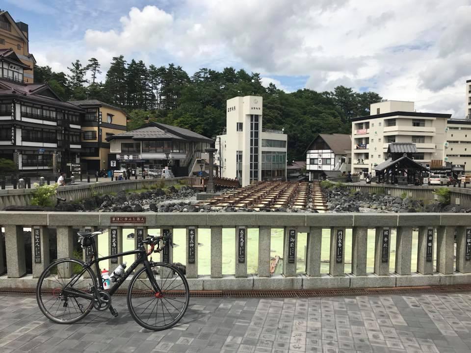 Furo de GUNMA①草津温泉。