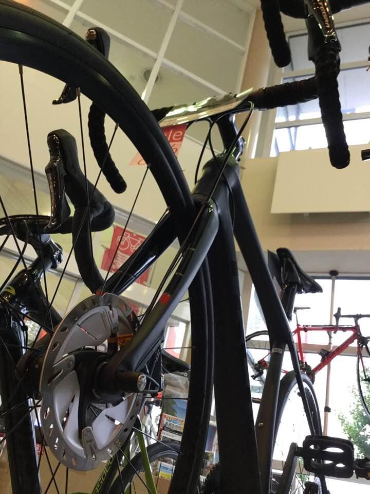 ディスクブレーキロードバイクってどうですか?