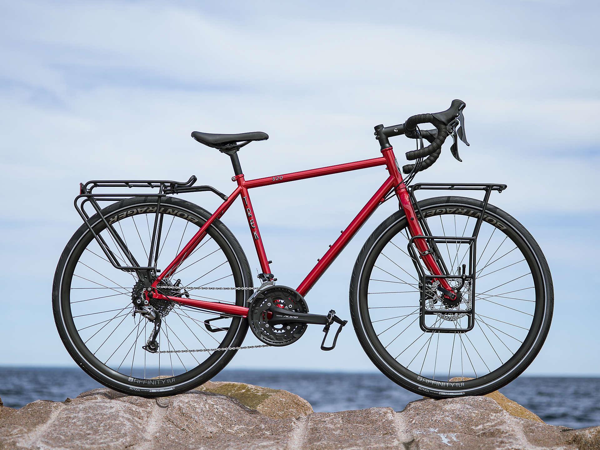 ツーリングバイクTREK 520
