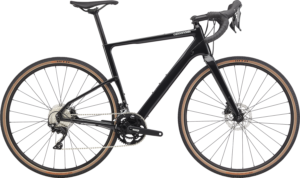 Cannondale グラベルロード Topstone Carbon 105 black pearl