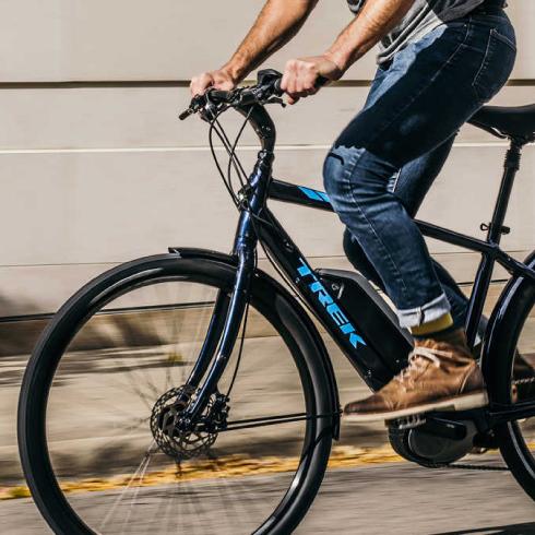 自転車の最先端を体感の挿絵