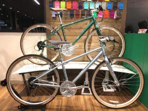 【新商品】TREK FX LTDクラシックなおしゃれクロスバイク