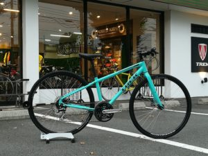 使い勝手の良い女性用クロスバイク、入りました!
