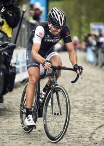 Fabian Cancellara in the 2014 Tour of Flanders