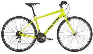 2018 cannondale quick7 neon spring