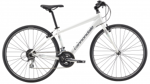 2018 cannondale quick7 women's lily white