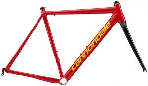 CANNONDALE CAAD12 COLORS RACE RED/CANNONDALE YELLOW/グロス仕上げ