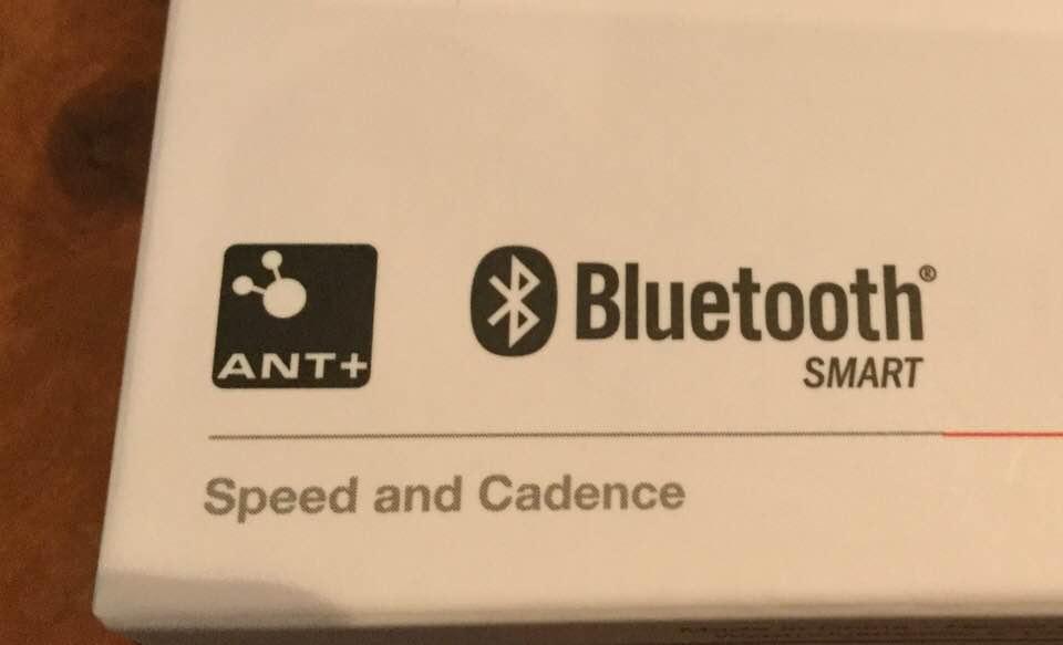 サイクルコンピューター、BluetoothとかAnt+とか。