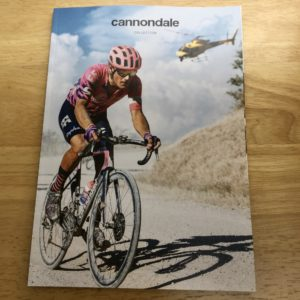 Cannondale カタログが届きました!