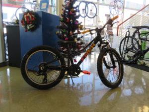 クリスマスに間に合う!TREKとCannondaleの子ども向け自転車