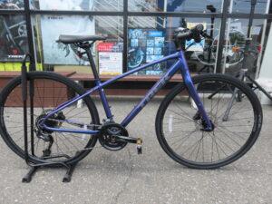 【TREK クロスバイク】FX3 PurpleFripが各サイズ入荷しました!